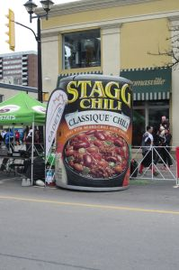 Stagg Chili