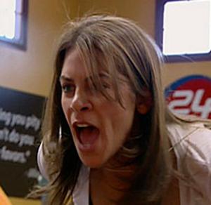 Jillian Screaming