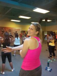 Sara Shoulder Stretch