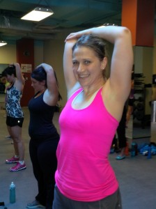 Sara Tricep Stretch