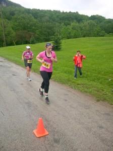Sara Run Finish 3