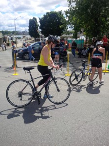 Sara Bike Finish
