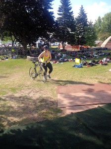 Sara Bike Start