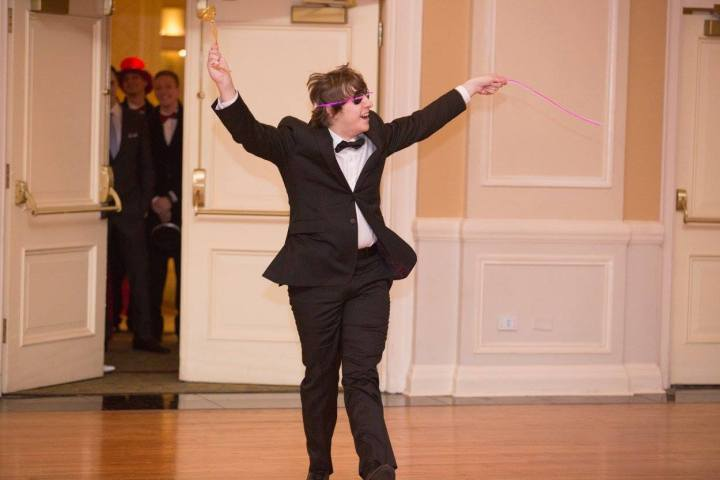Andrew Entering