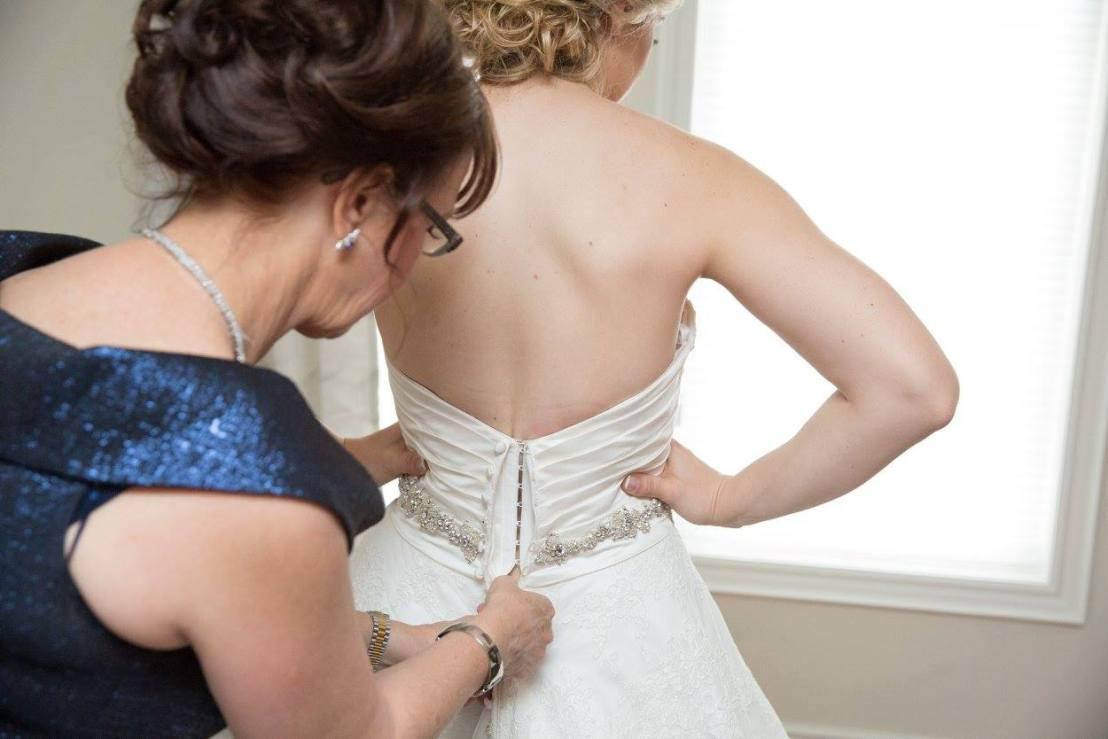 Mom & Dress